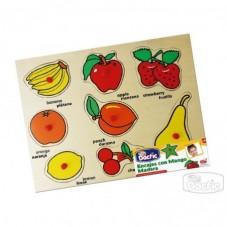 Encaje de Frutas