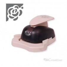 """Perforadora 1,5"""" Esquina Rosa"""
