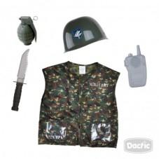 Disfraz Militar