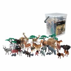 Animales de la Selva 45 u